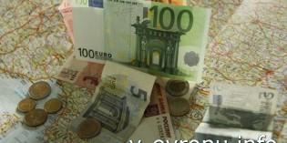 Расходы на питание в путешествии по Европе