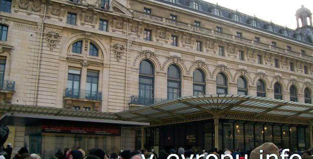 Когда не надо ходить в музеи Парижа?
