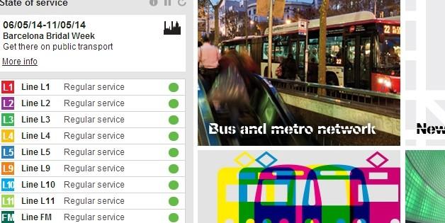 Как пользоваться общественным транспортом в Барселоне?