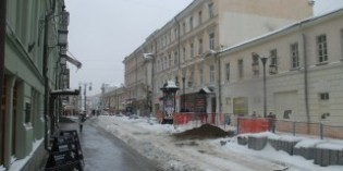 Камергерский переулок – пешеходная улица Москвы