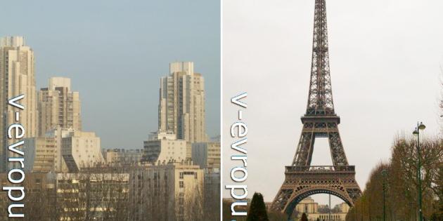 Волшебство Парижа и очарование Нормандии
