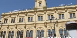 Путешествие из Москвы в Хельсинки на поезде «Лев Толстой»