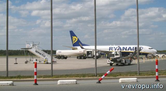 Ответы по переделам на бюджетных авиаперевозчиках внутри Европы