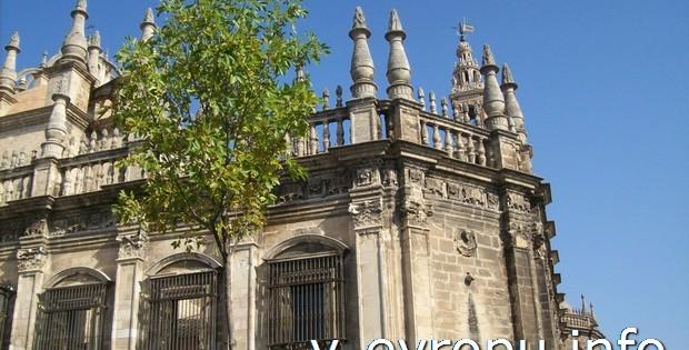 Настоящая Испания находится в Андалуcии