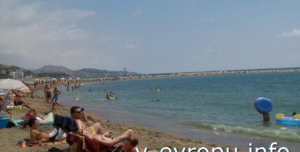 Полезная информация о пляжах Малаги