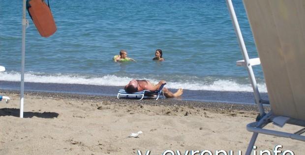 Пляжи Малаги и Андалуcии