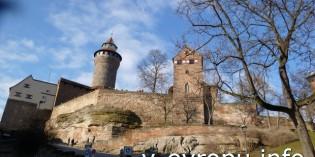 Экскурсия в старинный замок Нюрнберга