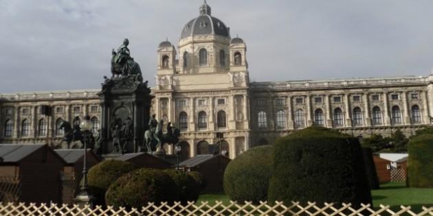 Отзыв туриста о метро и ресторанах Вены