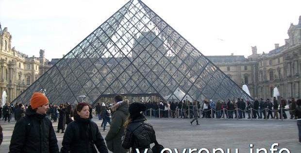 Куда пойти обедать после Лувра?