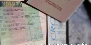 Получение визы в Германию в посольстве в Киеве