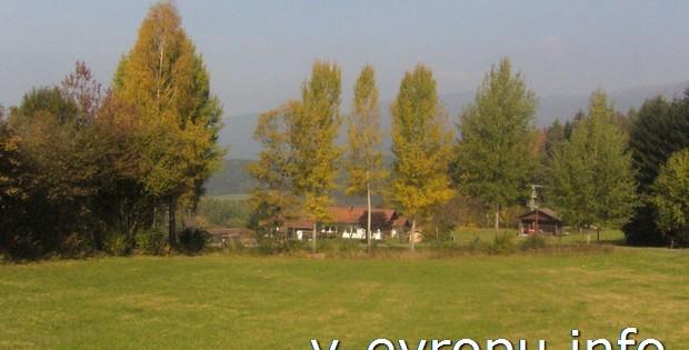 Баварская осень для туристов