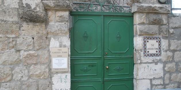 Голгофы в Иерусалиме: традиционная и альтернативная