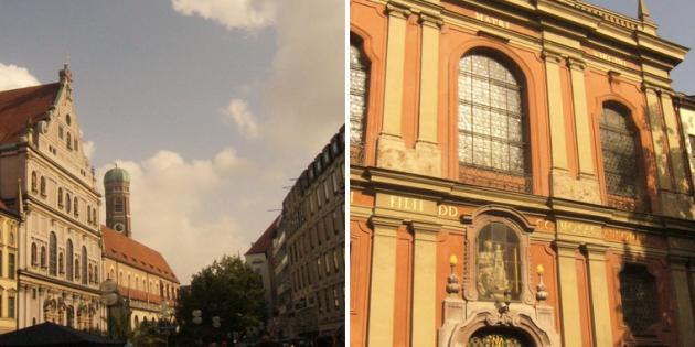 Как мы съездили в Мюнхен