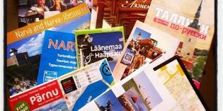 Центры информации для туристов в Эстонии