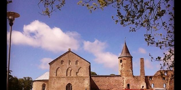 Достопримечательности замка Хаапсалу