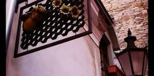 Маленькие улочки Старого Города Таллина