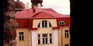 Как погулять по городской стене Таллина?