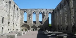 Средневековые монастыри в Таллине