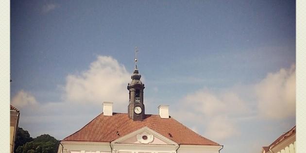 Прогулки по городу Тарту
