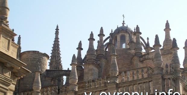 Архитектура Гауди и осенние фестивали в Барселоне