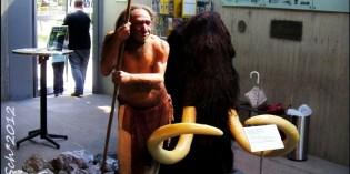 Музей Неандертальца возле Дюссельдорфа