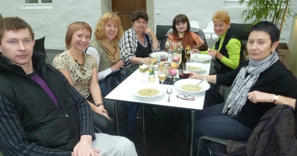 КлубОК истории в Дюссельдорфе – первая прогулка состоялась!