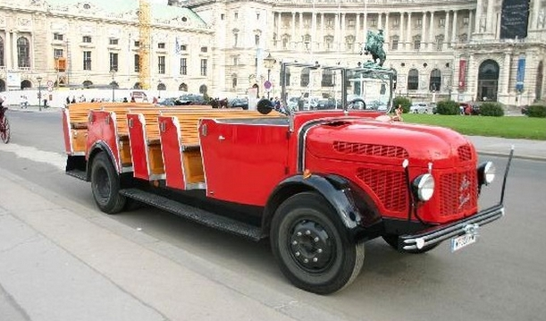 Экскурсия Nostalgic Vienna City Tour