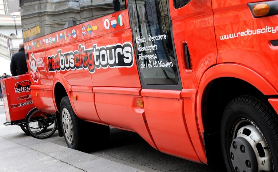 Автобусные экскурсии по Вене на Red Bus