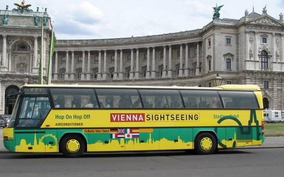 Автобусные экскурсии Hop On/Hop Off