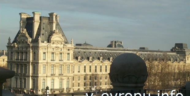 Самостоятельная поездка в Париж