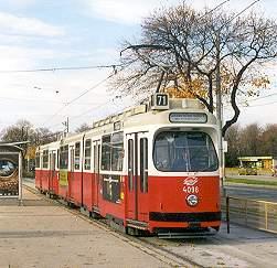 Трамваи Вены