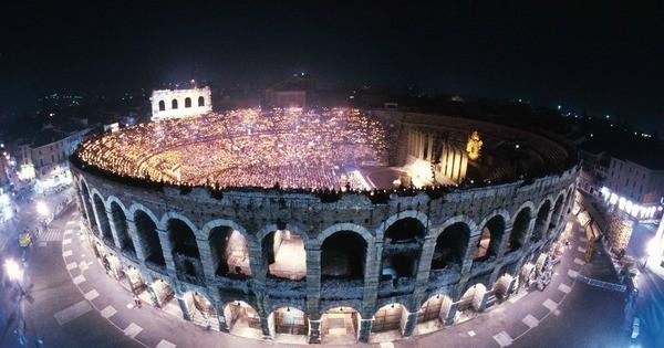 Как купить билеты на оперу на Арену в Вероне?