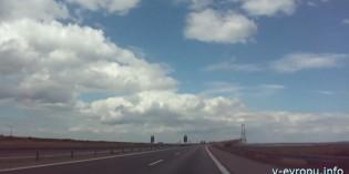 Путешествие по Европе на машине с семьей