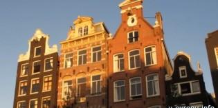 Поездка в Амстердам автобусом из Гамбурга