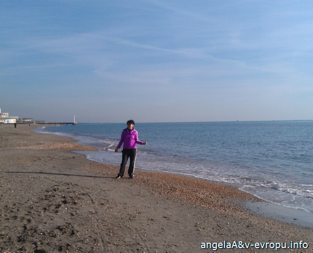 Тирренское море осенью