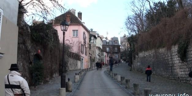 Прогулки по Монмартру