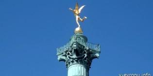 Площади Парижа: Республики, Бастилии, Вогезов
