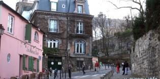 Первая поездка в Париж