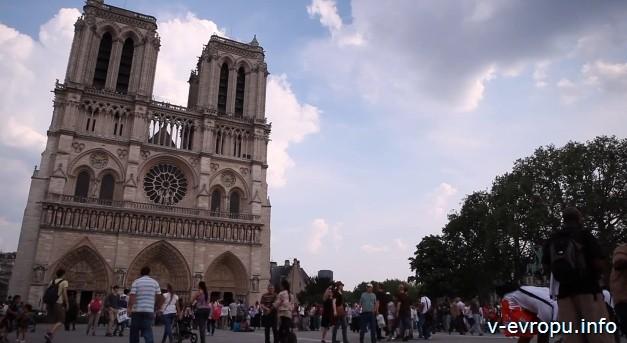 Норт-Дам Париж