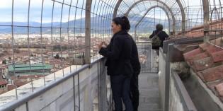 Фото панорамного вида Флоренции