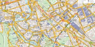 Автобусы и трамваи Рима