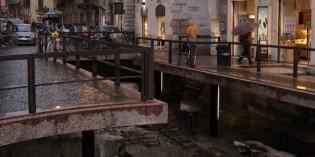 Улицы Флоренции зимой: фото