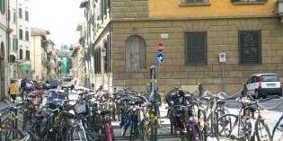 Прокат велосипедов во Флоренции