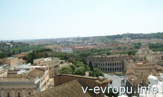 Самостоятельное путешествие в Рим и на Сицилию. Рим.