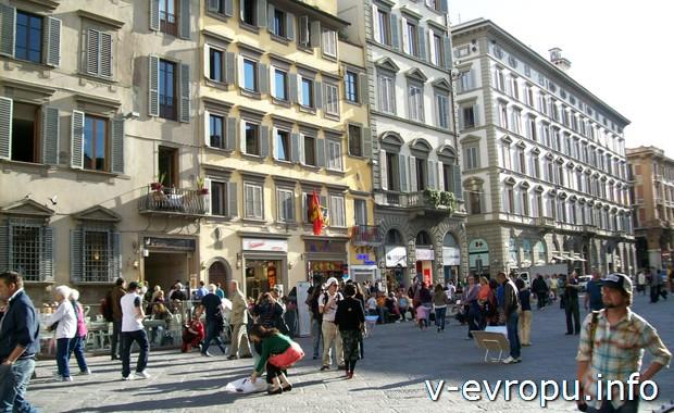 Во Флоренцию из Рима на 1 день