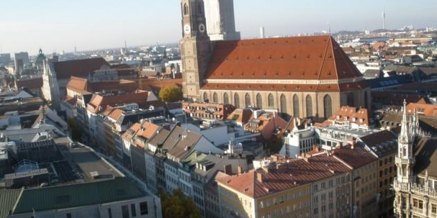 Индивидуальная экскурсия по альтштадту Мюнхена
