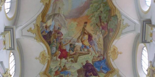 Индивидуальные экскурсии по церквям Мюнхена на русском языке
