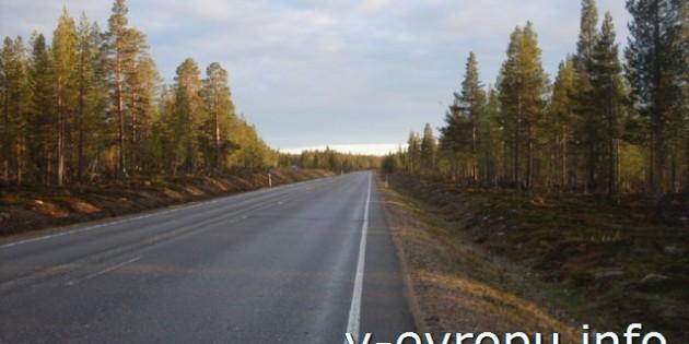 Велопутешествие по Финляндии от Ивало до Соданкюля