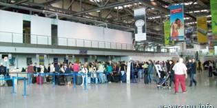 Фото аэропорта Вееце Weeze возле Дюссельдорфа