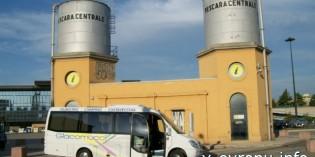 Фото общественного транспорта Пескары